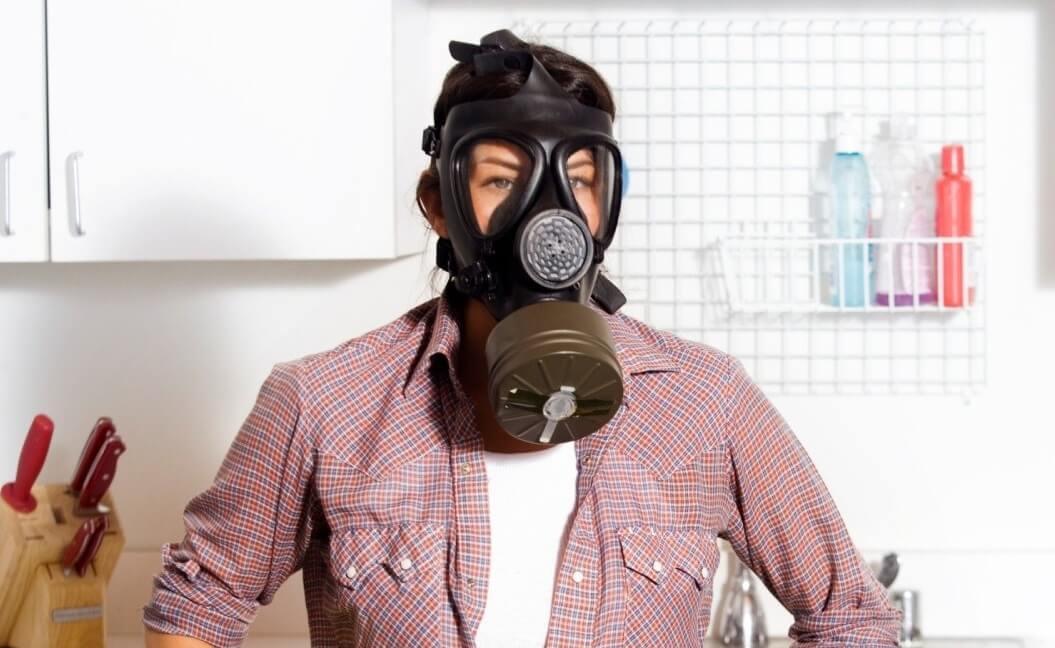 Pollution air intérieur