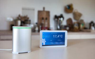 Réguler le taux d humidité dans la maison