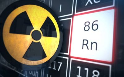 Les origines du gaz radon